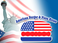 American Burger & Pizza House Logo